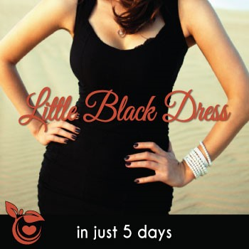 Win a Little Black Dress program